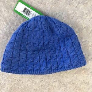 Bula Accessories - Bula Knit Beanie Hat Wool Blue New 913046b1d21c